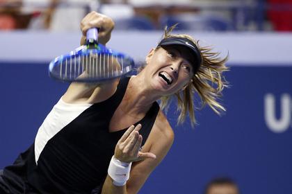 Мария Шарапова не без усилий вышла вчетвертьфинал турнира в«Поднебесной»