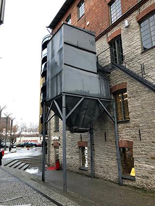 Сейчас целый ряд домов в Ротерманни охраняются государством — собственники могут перестраивать здания внутри, но обязаны сохранять исторический фасад.