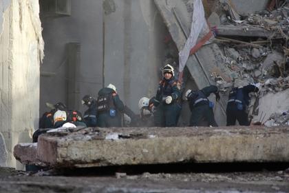 Число жертв взрыва в Магнитогорске выросло до 20