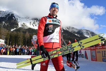 Устюгов выиграл очередную медаль на этапе «Тур де Ски»