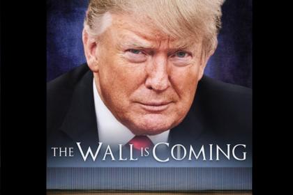 Трамп превратил стену на границе с Мексикой в мем из «Игры престолов»