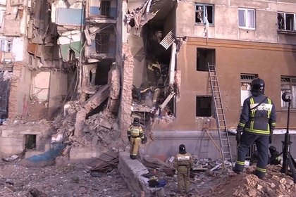 В Магнитогорске завершена поисково-спасательная операция на месте взорвавшегося дома. Много погибших