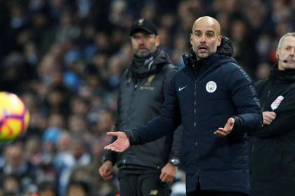 «Манчестер Сити» столкнулся с перспективой лишиться еврокубков