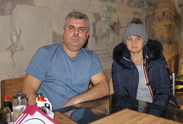 Евгений и Любовь Белоглазовы