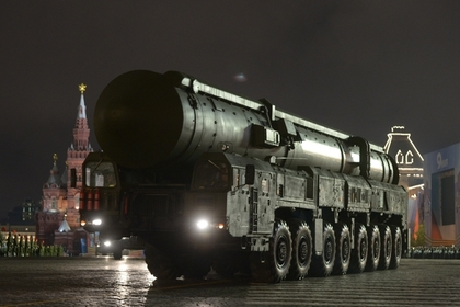 Ракетный комплекс «Тополь-М»