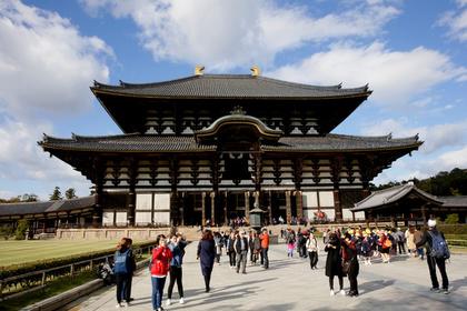 Туристам придется раскошелиться за выезд из Японии Перейти в Мою Ленту