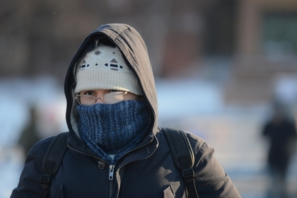 Аномальные морозы ожидают внекоторых областях РФ