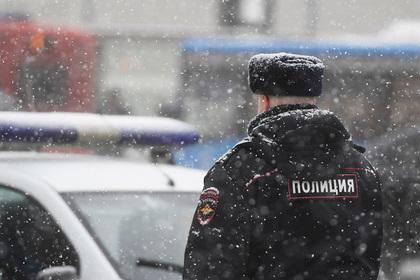 Подозреваемый в убийстве полицейского в Подмосковье задержан