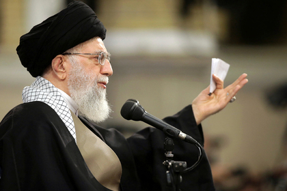 Али Хаменеи Фото: Office of the Iranian Supreme Leader / AP