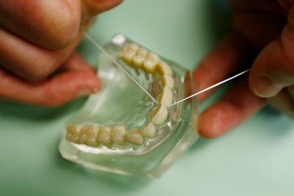 Ученые поведали ориске для здоровья из-за гигиены зубов