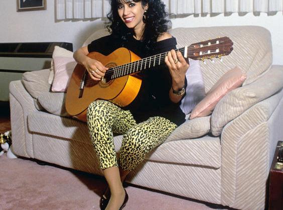 Офра Хаза в 1980-е годы