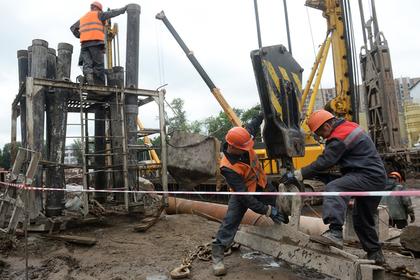 «Метрострой» подал иски к властям Петербурга из-за срыва строительства метро