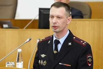 Виталий Розанов Фото: МВД РФ