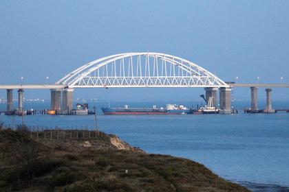 ВКиеве сообщили осмертельной опасности Крымского моста