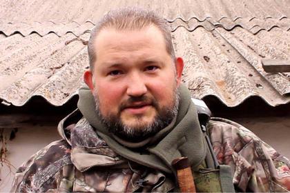 Бывшего главу разведки ДНР посадили в России