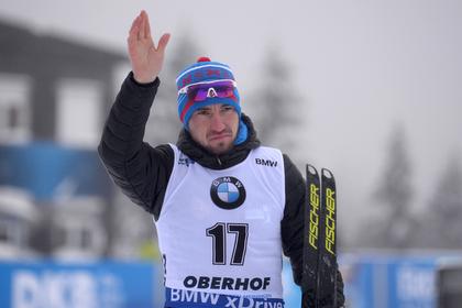 Российский биатлонист Логинов прокомментировал первую победу в карьере