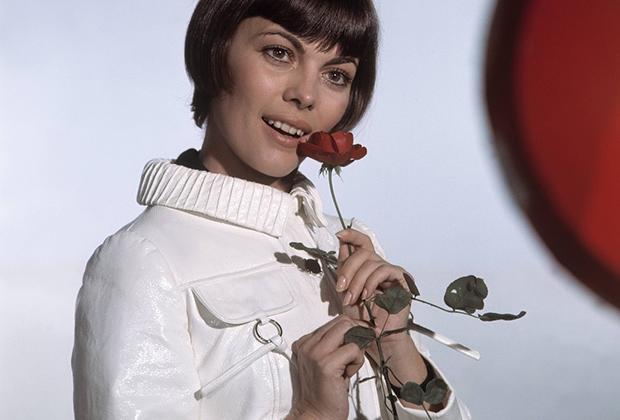 Мирей Матье в 1970-е годы