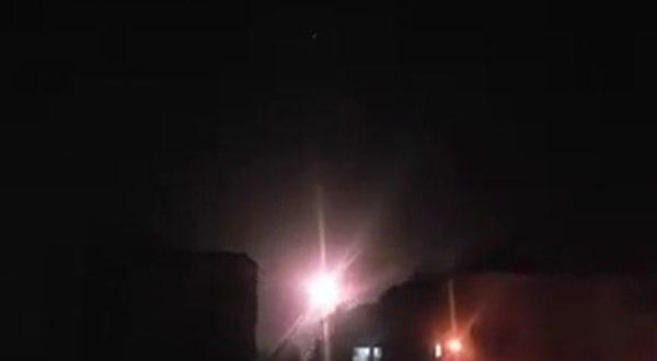 Сирия сбила восемь израильских ракет