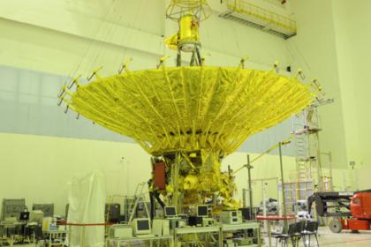 Потеряна связь с единственным российским космическим телескопом