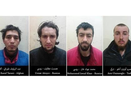 Бойцы СДС сообщили  озадержании вСирии 2-х  боевиков сгражданствомРФ