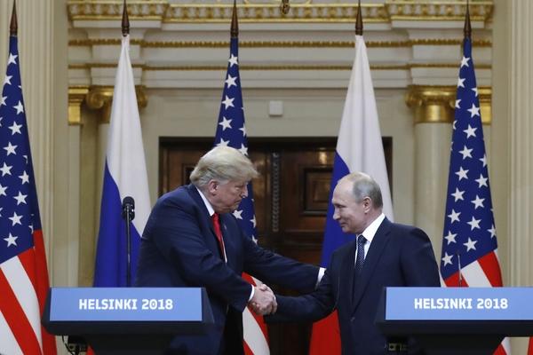 Трамп скрыл от своей администрации детали встречи с Путиным
