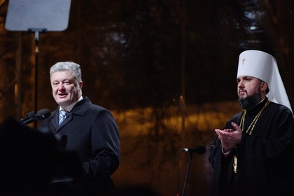Порошенко предложил РПЦ доказать свою каноничность