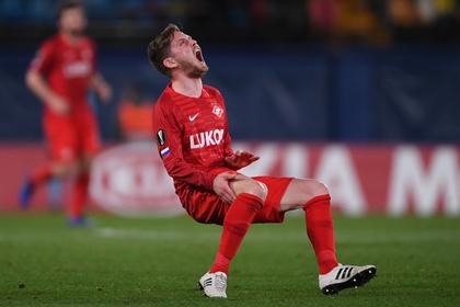 «Спартак» продолжил избавляться от футболистов