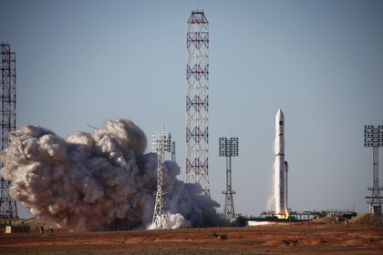Запуск ракеты-носителя «Зенит-3 СЛ БФ» с астрофизической обсерваторией «Спектр-Р»
