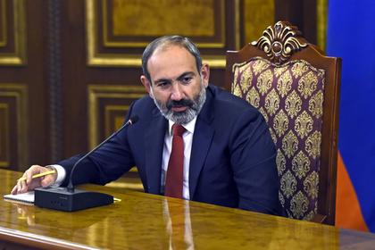 Пашинян снова стал премьер-министром Армении