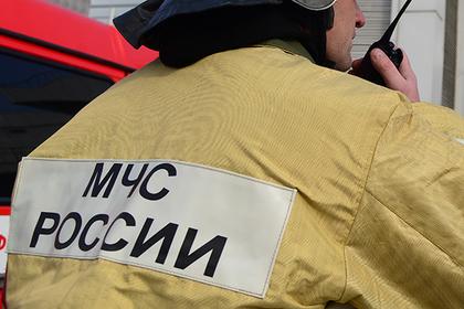 Во время уроков в российской школе обрушилась крыша