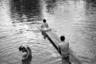 «Именно через участие в крестном ходу и общение с Георгием Колосовым я сам стал верующим, принял там же крещение, — вспоминает Мякишев. — Потом крестил и своего сына на одном из последующих ходов. Колосов стал его крестным отцом».