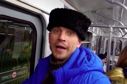 Изгнанный из вагона в минском метро «пророссийский казак» исчез
