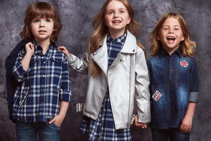 Российский дизайнер оденет европейских детей