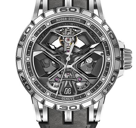 Новинка для ценителей высокого часового искусства оснащена мануфактурным калибром RD630 с сертификатом Женевского клейма. Скелетонизированный механизм, заключенный в массивный титановый корпус, вызывает ощущение скрытой силы и мощи, как у одноименных суперкаров Lamborghini, которым посвящены часы.