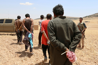 В Сирии задержаны планировавшие новые теракты боевики