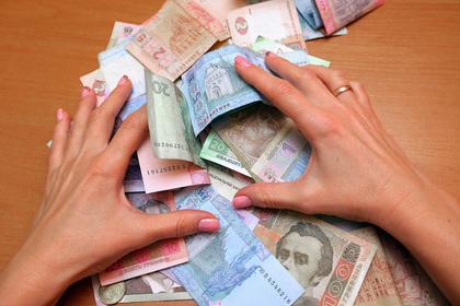 На Украине перестанут печатать гривны