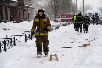 Газ взорвался в здании газовой компании в Мурманской области