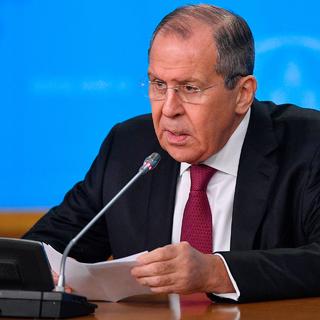 Сергей Лавров