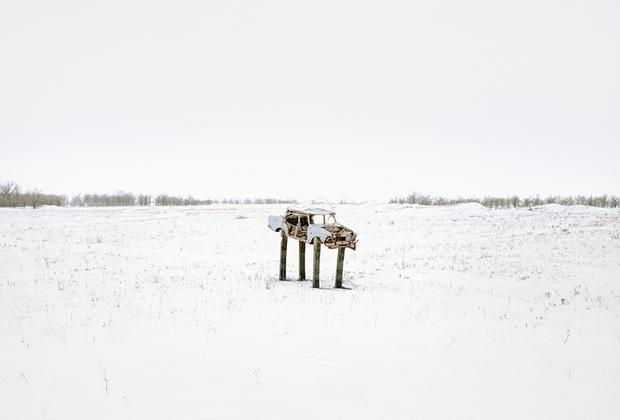 За свою карьеру Гронский был удостоен главных мировых премий в области фотографии, таких, как World Press Photo, Foam Paul Huf Award и Aperture Portfolio Prize.