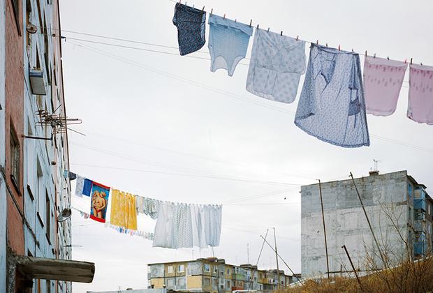 Всего в «Новом пейзаже» приняли участие шесть художников, среди них — Лиза Фактор, Валерий Нистратов, Анастасия Цайдер.