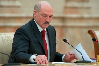 Лукашенко отказался менять внешнюю политику Белоруссии