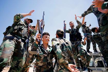 Сирийская армия приготовилась вновь воевать с террористами