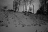 Румболовская гора и крест храма Спаса Нерукотворного Образа. В этом месте происходили ожесточенные бои при прорыве блокады — один из важнейших участков на Дороге Жизни, где погиб прадед Маши.