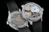 Часовщики Робер Гребель и Стивен Форси в 2019 году не просто продемонстрировали свое умение создавать сложные механизмы, но и превзошли самих себя, уместив механизм со своим эксклюзивным балансом увеличенного размера (12,6 миллиметров), гарантирующим оптимальную изохронность колебаний, в миниатюрный для такого рода часов корпус диаметром 39,6 миллиметров.