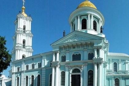 В православном храме на Украине произошел взрыв
