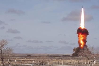 В США заявили об испытаниях в России новой ракеты