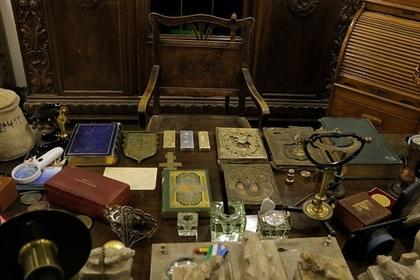 Найдены утраченные при Сталине сокровища