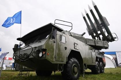 Против израильских ракет применили «Панцири» и «Буки»