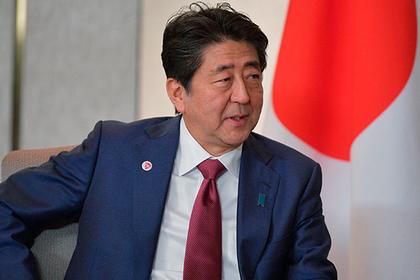 Абэ поделился ожиданиями от встречи с Путиным