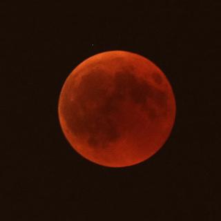 Лунное затмение в июле 2018 года
